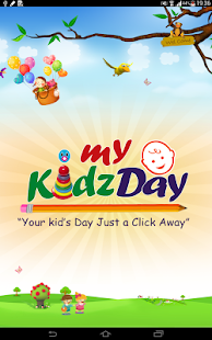 myKidzDay- screenshot thumbnail