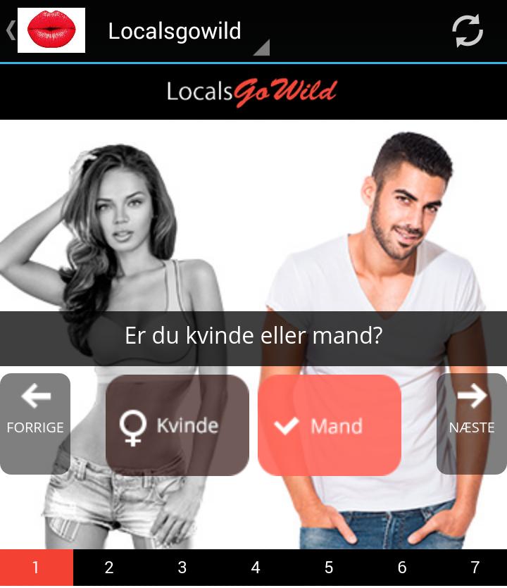 ny populær dating app Høje-Taastrup
