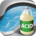 Pool Acid Dose Calculator icon