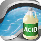 Pool Acid Dose Calculator icon