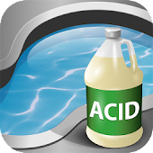 Pool Acid Dose Calculator