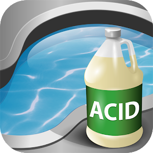 Pool Acid Dose Calculator App Report On Mobile Action