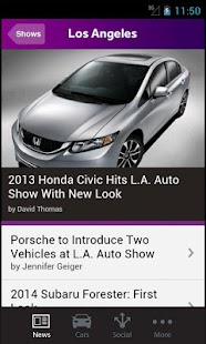 Auto Shows by Cars.com - screenshot thumbnail