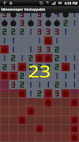 Screenshot of Minesweeper Unstoppable