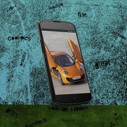 McLaren Wallpaper HD