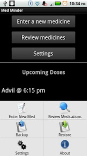 Med Minder - Pill Reminder - screenshot thumbnail