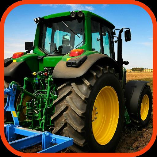 Trcactor Farm Farming HD 解謎 App LOGO-APP開箱王