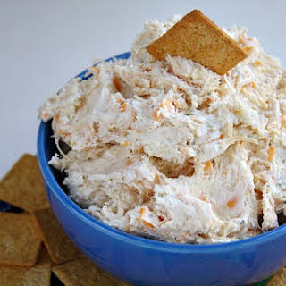 Chicken Dip With Cream Cheese And Ranch Dressing Recipes.