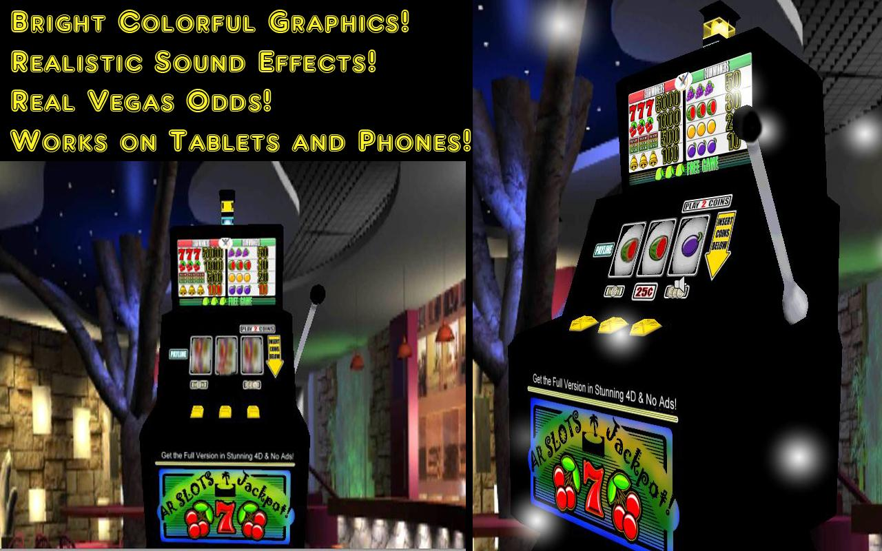 Vegas Slot Machine 3D FREE - screenshot