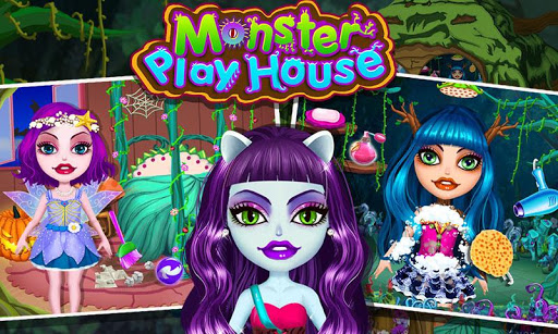 Monster Kids- Forest Adventure