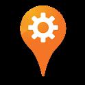 OmniSpots logo