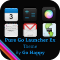 Pure GO Launcher EX Theme icon