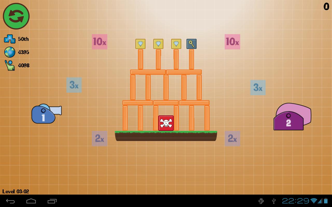 Box Topple - Knockdown! screenshot #16