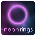 Neon Rings Live Wallpaper icon