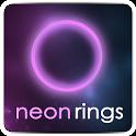 Neon Rings Live Wallpaper icon