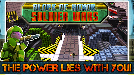 Block Of Honor Soldier Wars C-1 screenshot 55181