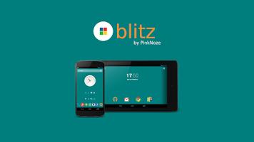 Screenshot of Blitz FREE - Icon Pack