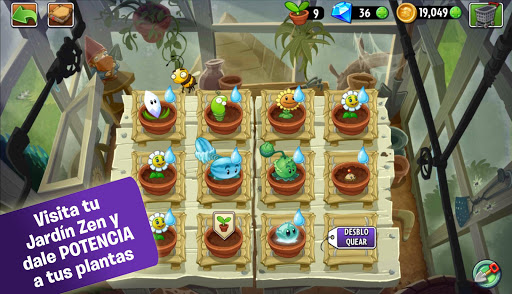 Plants vs. Zombies 2 para Android