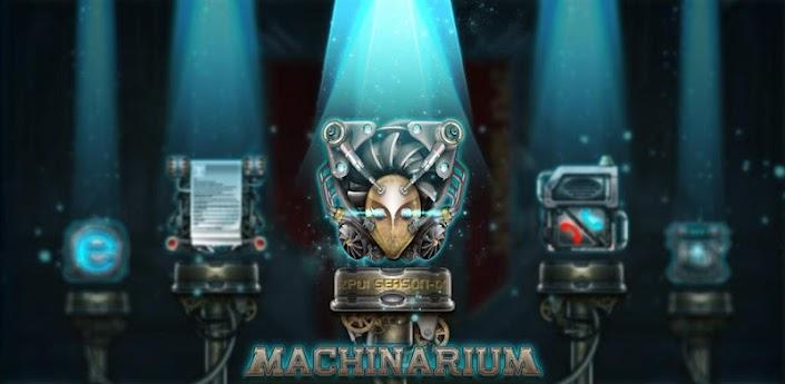 Machinarium GO Launcher Theme v1.0 Apk | 5 MB | Mediafire