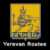 Yerevan routes / երթուղիներ