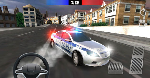 Police Racing Turbo 3D