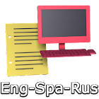 Eng-Spa-Rus Offline Translator icon