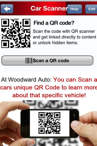 Woodward Auto - screenshot