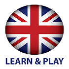Learn and play. English 1000 words icon
