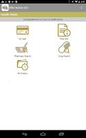 Screenshot of MeridianRx Mobile