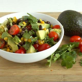 Avocado Corn Salad.