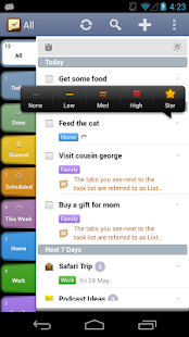 2Do: To do List | Task List - screenshot thumbnail