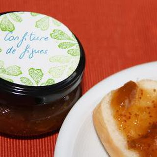 Fresh Fig Jam Recipe