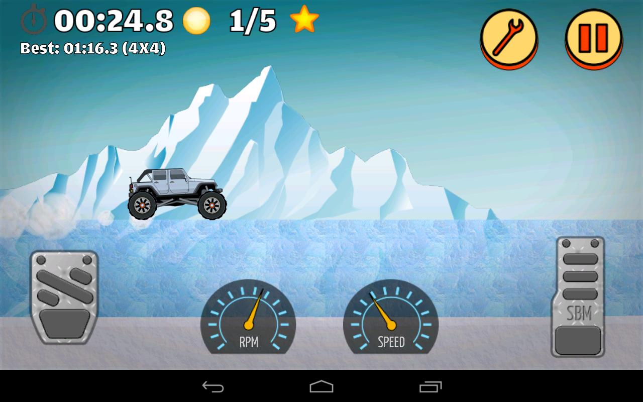 Racer: Off Road - screenshot