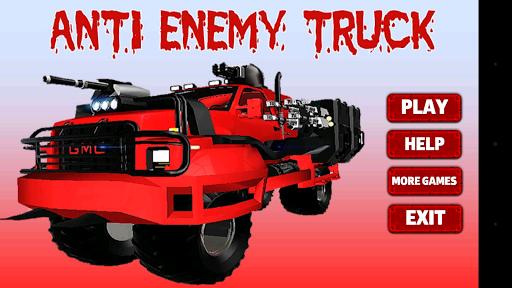 Anti Enemy Truck Pro