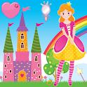 Prinzessinnen Spiele Mädchen icon