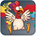 Chicken World Trip icon