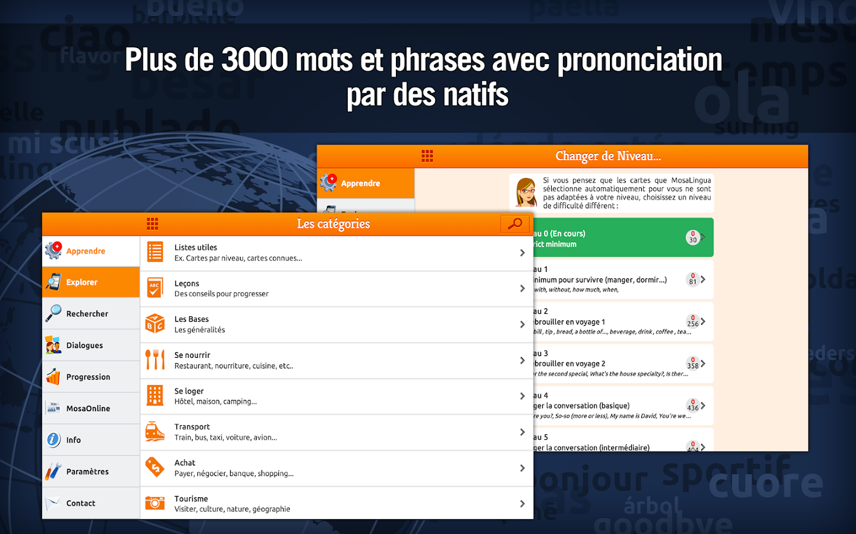 Apprendre l'Anglais- screenshot