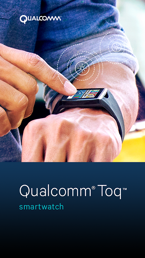 Qualcomm Toq- screenshot