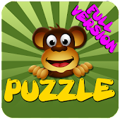 Kids Game Puzzle Animals Full