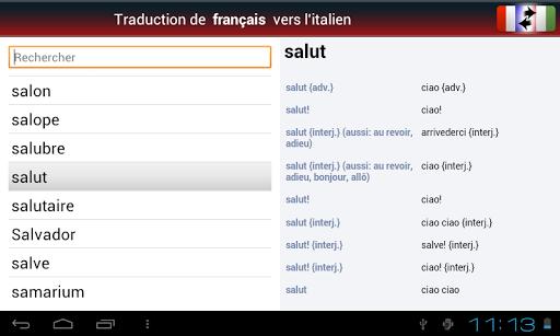 Français-Italien OK