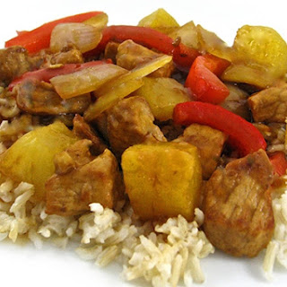 Super Skinny Sweet and Sour Chicken