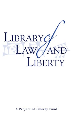 Library of Law Liberty