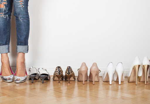 How to find your ideal heel height