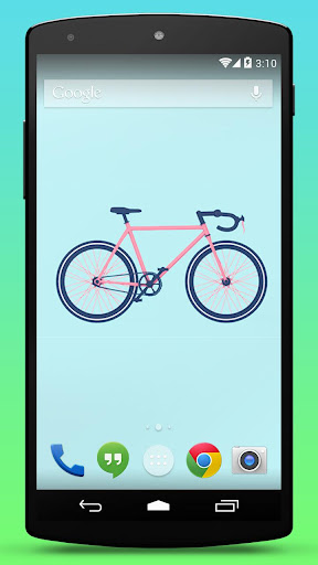 Bicycle Live Wallpaper