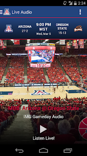 Arizona Gameday - screenshot thumbnail