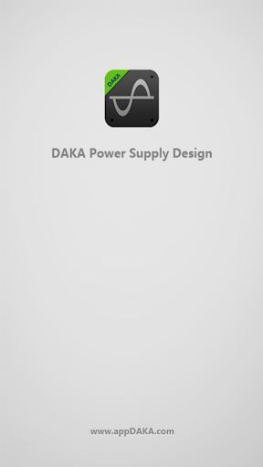 DAKA Power Supply Design