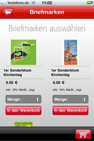 PostModern - screenshot