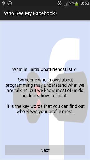 玩社交App|Who See My Facebook免費|APP試玩
