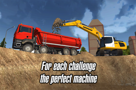 Construction Simulator 2014 v1.11 Mod APK+OBB 1
