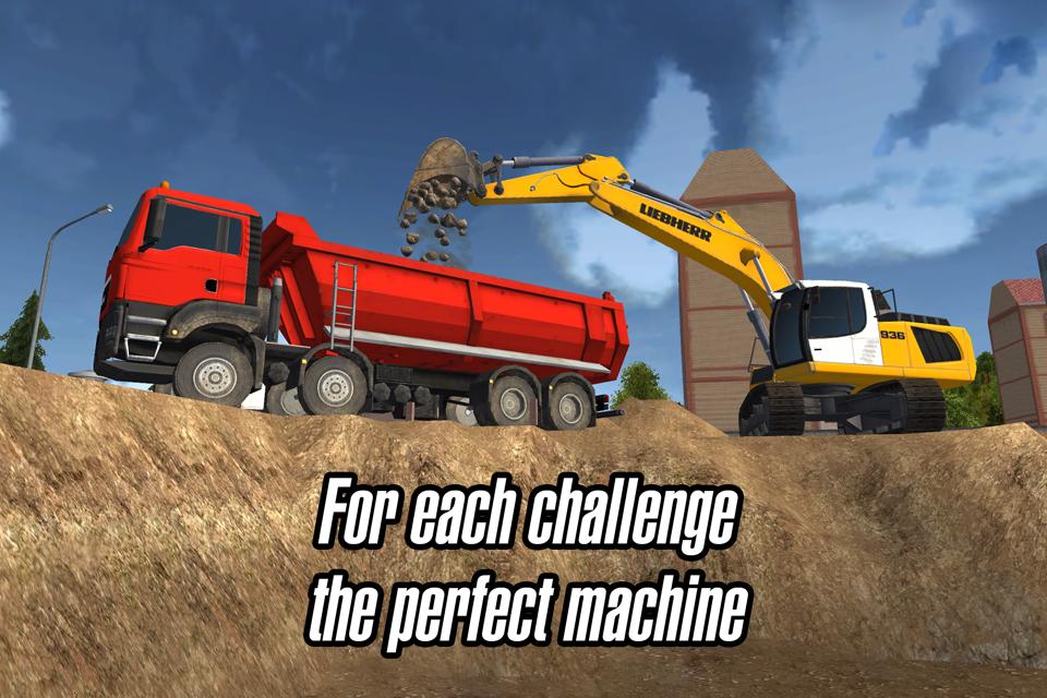 Construction Simulator 2014 screenshot #1